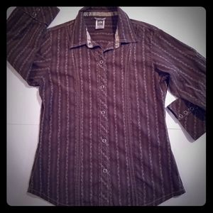 The North Face women's cotton shirt